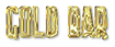 Font Armor Piercing Gold Bar Logo Preview