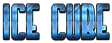 Font Armor Piercing Ice Cube Logo Preview