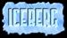 Font Armor Piercing Iceberg Logo Preview