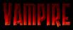 Font Armor Piercing Vampire Logo Preview