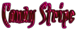 Font Arr Matey Candy Stripe Logo Preview