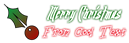 Font Arr Matey Christmas Symbol Logo Preview
