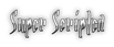 Font Arr Matey Super Scripted Logo Preview