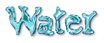 Water Logo Style