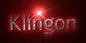 Font Aurulent Sans Klingon Logo Preview