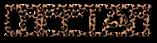 Font Avignon Cheetah Logo Preview