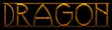 Font Avignon Dragon Logo Preview