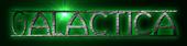 Font Avignon Galactica Logo Preview