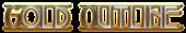 Font Avignon Gold Outline Logo Preview