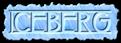 Font Avignon Iceberg Logo Preview