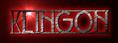 Font Avignon Klingon Logo Preview