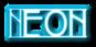Font Avignon Neon Logo Preview