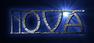 Font Avignon Nova Logo Preview