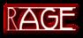 Font Avignon Rage Logo Preview