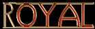 Font Avignon Royal Logo Preview