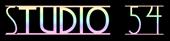 Font Avignon Studio 54 Logo Preview
