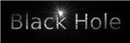 Font B Arabic Style Black Hole Logo Preview