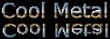 Font B Arabic Style Cool Metal Logo Preview