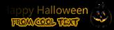 Font B Arabic Style Halloween Symbol Logo Preview