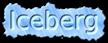 Font B Arabic Style Iceberg Logo Preview