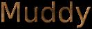 Font B Arabic Style Muddy Logo Preview