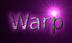 Font B Arabic Style Warp Logo Preview