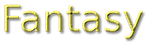 Font B Esfehan Fantasy Logo Preview