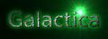 Font B Esfehan Galactica Logo Preview