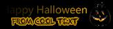 Font B Esfehan Halloween Symbol Logo Preview