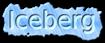 Font B Esfehan Iceberg Logo Preview