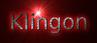 Font B Esfehan Klingon Logo Preview