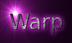 Font B Esfehan Warp Logo Preview