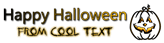 Font B Homa Halloween Symbol Logo Preview