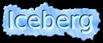 Font B Homa Iceberg Logo Preview