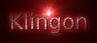 Font B Homa Klingon Logo Preview
