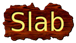 Font B Homa Slab Logo Preview