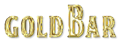 Font BOOTLE Gold Bar Logo Preview