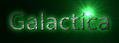 Font B Titr Galactica Logo Preview