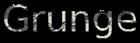 Font B Titr Grunge Logo Preview
