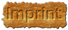 Font B Titr Imprint Logo Preview