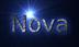 Font B Titr Nova Logo Preview