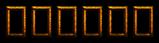 Font B Zar Dragon Logo Preview