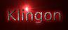 Font B Zar Klingon Logo Preview