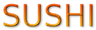 Font B Zar Sushi Logo Preview