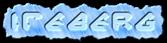 Font Backup Generation Iceberg Logo Preview