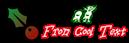 Font Bagarozz Christmas Symbol Logo Preview