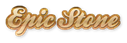 Font Ballpark Epic Stone Logo Preview
