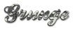 Font Ballpark Grunge Logo Preview