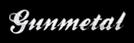 Font Ballpark Gunmetal Logo Preview