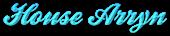Font Ballpark House Arryn Logo Preview